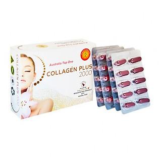 Thực Phẩm Chức Năng Viên Uống Collagen Plus Universal Pharmaceuticals - GIC (60 Viên)