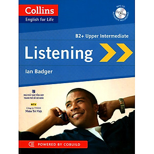 Collins - English For Life - Listening (B2+ Upper Intermediate) - Kèm CD