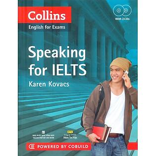 Collins - Speaking For IELTS (Kèm 2 CD)