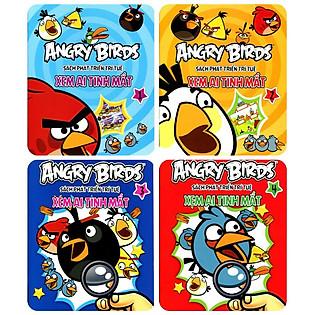 Combo Angry Birds - Xem Ai Tinh Mắt