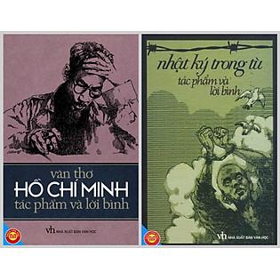 Combo Văn Thơ Hồ Chí Minh - Nhật Ký Trong Tù (Đinh Tị Books)