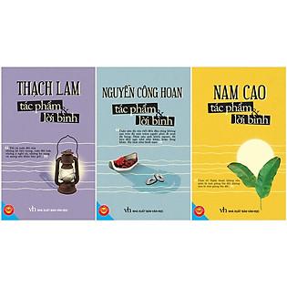 Combo Nam Cao - Thạch Lam - Nguyễn Công Hoan (Đinh Tị Books)