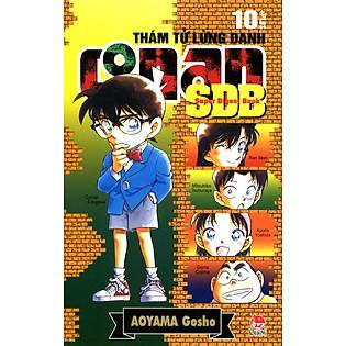 Thám Tử Lừng Danh Conan 10+ SDB