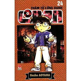 Thám Tử Lừng Danh Conan 24 (Tái Bản 2014)