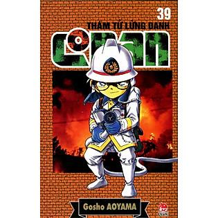 Thám Tử Lừng Danh Conan 39 (Tái Bản 2014)
