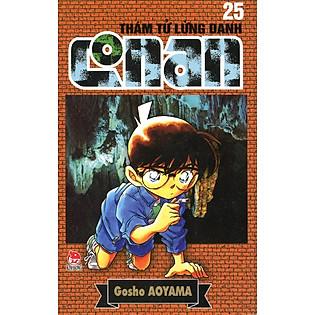 Thám Tử Lừng Danh Conan Tập 25 (Tái Bản 2014)