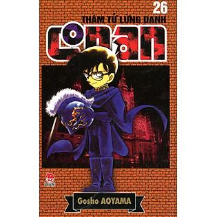 Thám Tử Lừng Danh Conan Tập 26 (Tái Bản 2014)