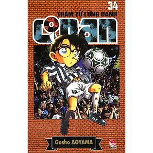 Thám Tử Lừng Danh Conan Tập 34 (Tái Bản 2014)