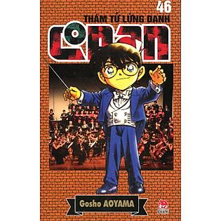 Thám Tử Lừng Danh Conan Tập 46  (Tái Bản 2014)