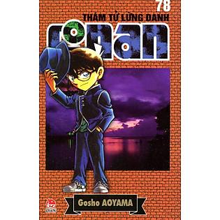 Thám Tử Lừng Danh Conan Tập 78 (Tái Bản 2014)