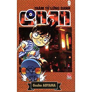 Thám Tử Lừng Danh Conan Tập 9 (Tái Bản 2014)