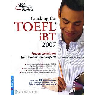 Cracking The Toefl IBT 2007 (Không Kèm CD)