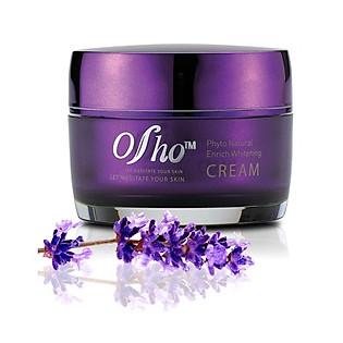 Kem Dưỡng Trắng Cream Violet Osho 50Ml