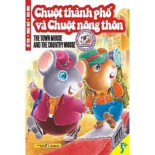 Song Ngữ - Dán Hình  - Chuột Thành Phố Và Chuột Nông Thôn