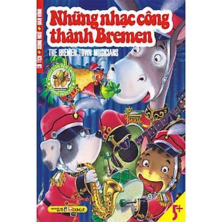 Song Ngữ - Dán Hình: Những Nhạc Công Thành Bremen