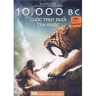 Cuộc Truy Đuổi Tàn Khóc - 10.000 Bc(DVD9)