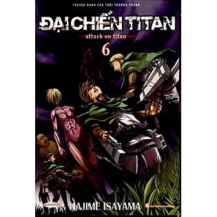 Đại Chiến Titan (Tập 6)