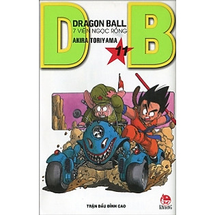 Dragon Ball - Tập 11