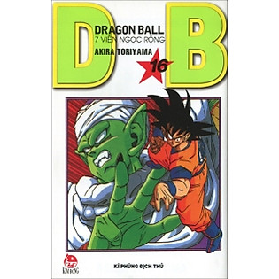 Dragon Ball - Tập 16