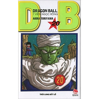 Dragon Ball - Tập 20