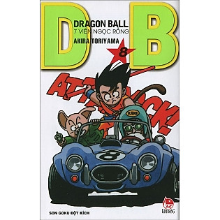 Dragon Ball - Tập 8