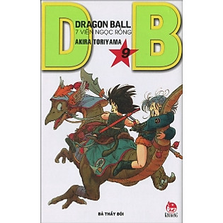 Dragon Ball - Tập 9