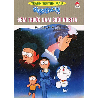 Đêm Trước Đám Cưới Nobita