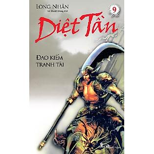 Diệt Tần - Đao Kiếm Tranh Tài  (Tập 9)
