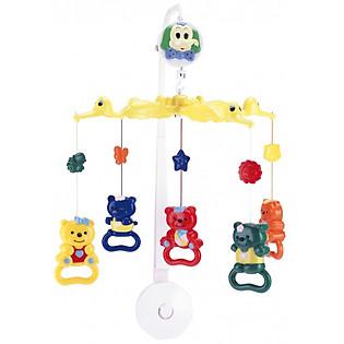 Đồ Chơi Nhạc Canpol Plastic Bear 2/965