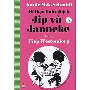 Đôi Bạn Tinh Nghịch Jip Và Janneke - Tập 5