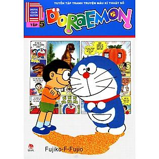Doraemon Truyện Tranh Màu Kỹ Thuật Số (Tập 5)