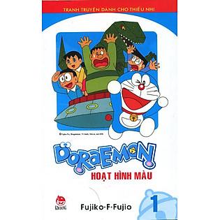 Doraemon Hoạt Hình Màu (Tập 1)