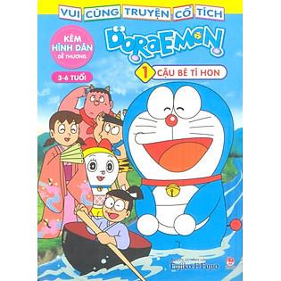 Doraemon Vui Cùng Truyện Cổ Tích - Cậu Bé Tí Hon