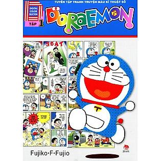 Doraemon Truyện Tranh Màu Kỹ Thuật Số (Tập 1)