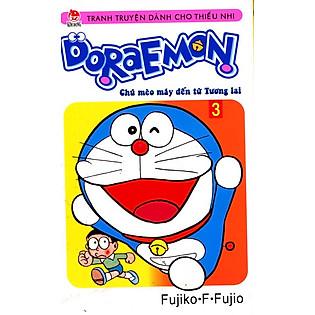 Doraemon - Chú Mèo Máy Đến Từ Tương Lai - Tập 3 (2014)