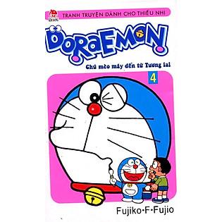 Doraemon - Truyện Ngắn Tập 4 (2014)