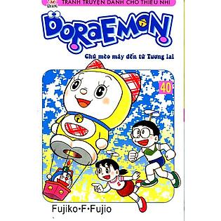 Doraemon Truyện Ngắn Tập 40 (2014)
