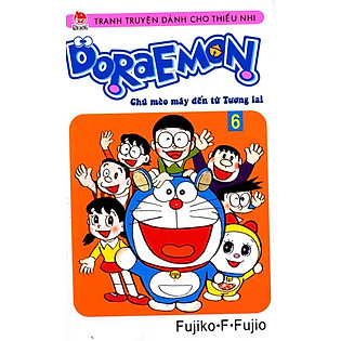Doraemon Truyện Ngắn Tập 6 (2014)