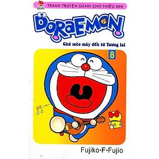 Doraemon Truyện Ngắn Tập 8 (2014)
