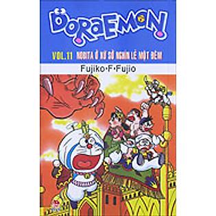 Doraemon - Truyện Dài - Tập 11 - Nobita Ở Xứ Sở Nghìn Lẻ Một Đêm (2014)