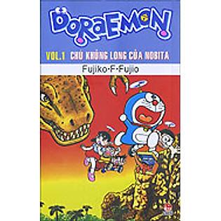 Doraemon - Truyện Dài - Tập 1 - Chú Khủng Long Của Nobita (2014)