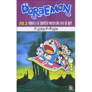 Doraemon - Truyện Dài - Tập 5 - Nobita Và Chuyến Phiêu Lưu Vào Xứ Quỷ (2014)