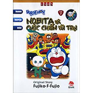 Doraemon Tranh Truyện Màu - Tập 7