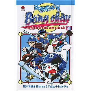 Doraemon Bóng Chày (Phiên Bản Mới) - Tập 10