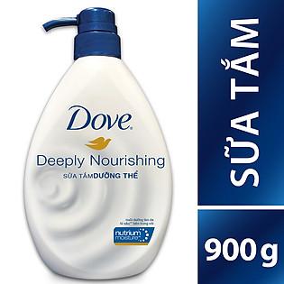 Sữa Tắm Dưỡng Thể DOVE Với Dưỡng Chất Thấm Sâu 900G - 20274751