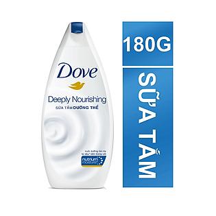 Sữa Tắm Dove Dưỡng Chất Thấm Sâu 180G