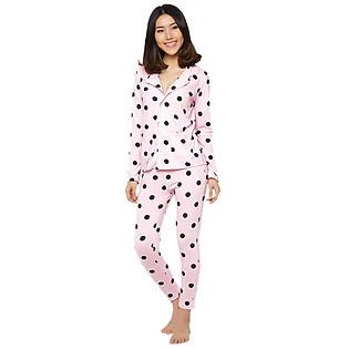 Đồ Bộ Pyjama Labelle DP2 - Hồng