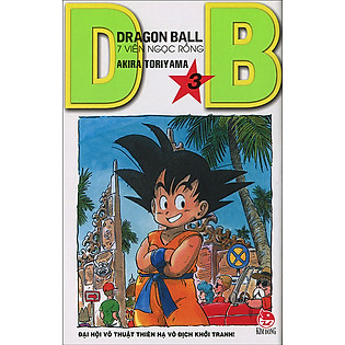Dragon Ball - Tập 3