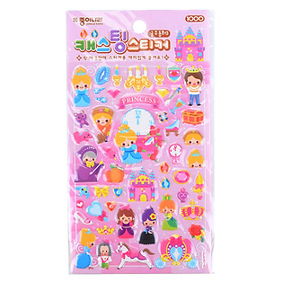 Sticker Princess Story 3 - KC41K1-07