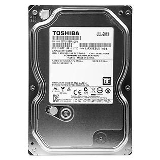 Ổ Cứng Trong PC Toshiba AV 1TB - 3.5″/SATA3/5700Rpm/32MB